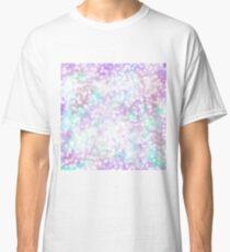 Psychedelic Watercolor - Azalea Classic T-Shirt