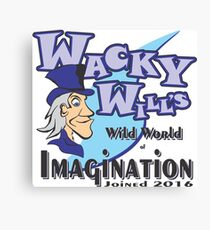 WACKY WILL'S Canvas Print