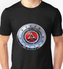 Classic Dodge Car Emblem  T-Shirt