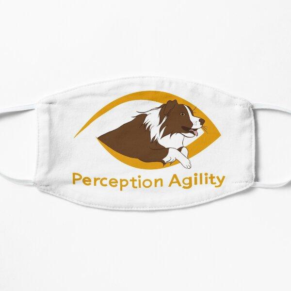 Perception Agility Logo Flat Mask