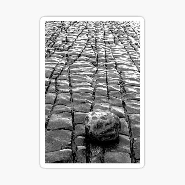 Limestone Pavement and Boulder Sticker