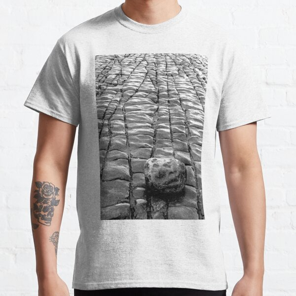 Limestone Pavement and Boulder Classic T-Shirt