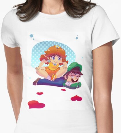 Daisy and Luigi T-Shirt