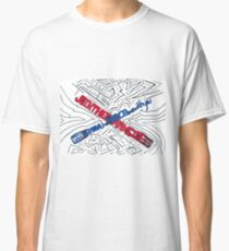 Star Wars Lightsaber Drawing Classic T-Shirt