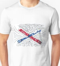 Star Wars Lightsaber Drawing Unisex T-Shirt