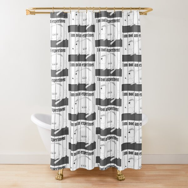 Test Results Shower Curtain