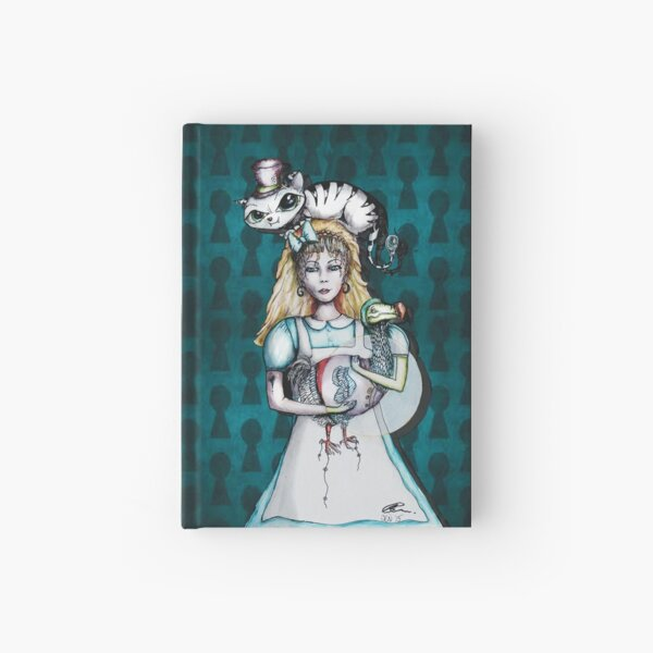 The pool of tears (collaboration) Hardcover Journal