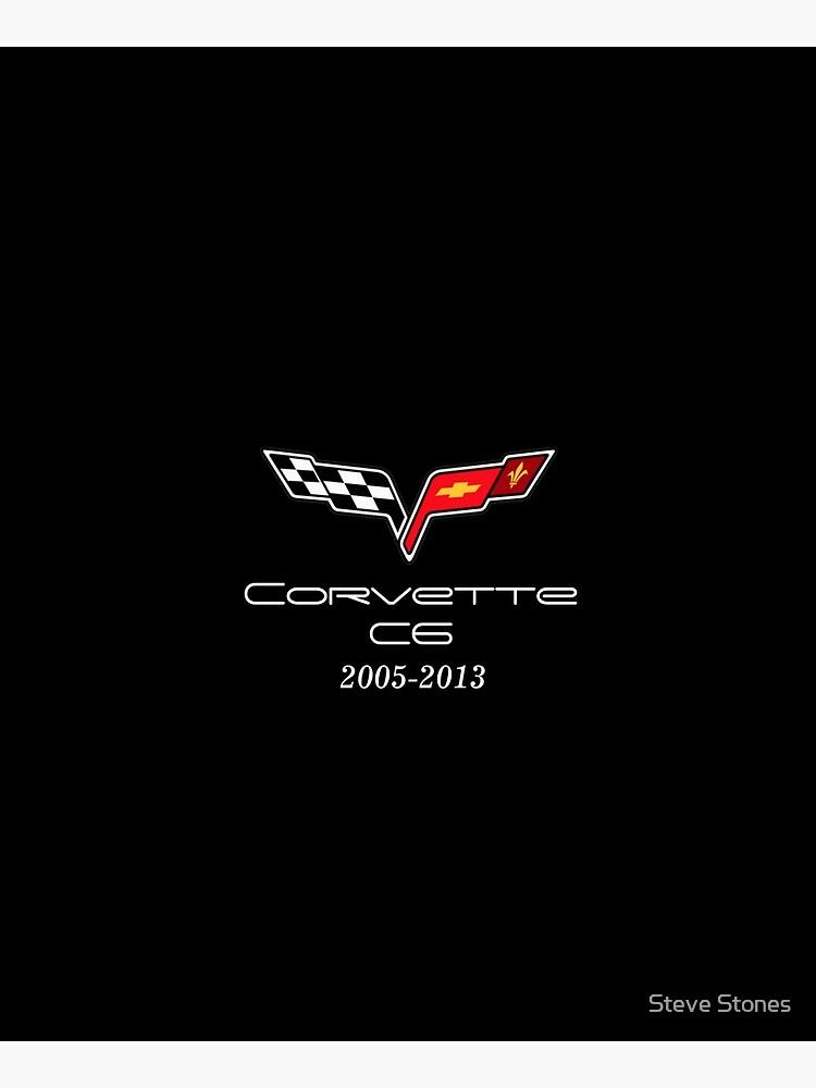 Corvette C6 by stevestones