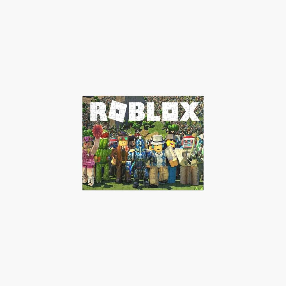 Roblox Team Jigsaw Puzzle
