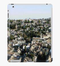 Historic Granada iPad Case/Skin