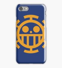 Trafalgar Law v.02 iPhone Case/Skin