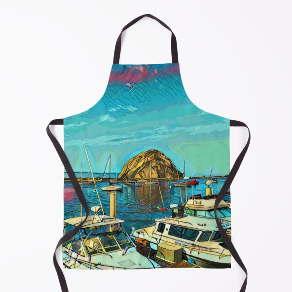 Sail Away Apron