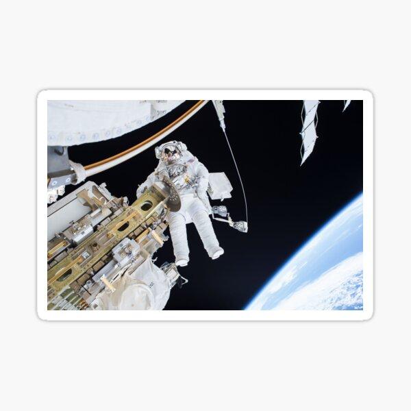 NASA Astronaut Tim Kopra on Dec. 21 Spacewalk Sticker