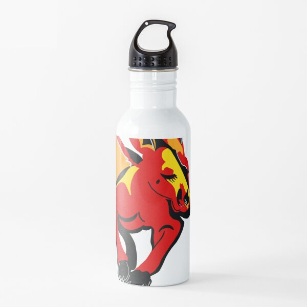 Red Roo Water Bottle