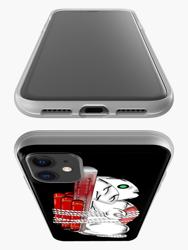Alternate view of Tiny Tina Bunny Soldier iPhone Case & Cover