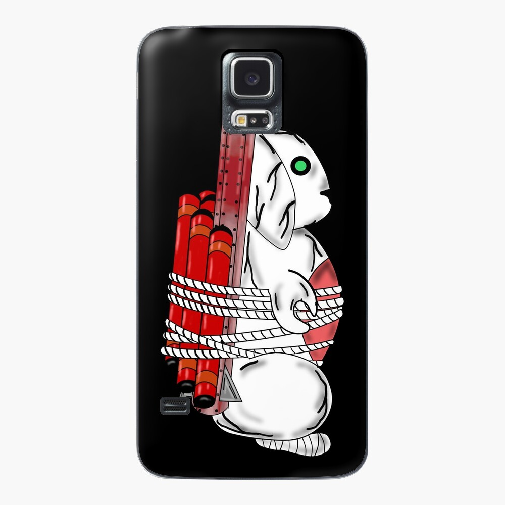 Tiny Tina Bunny Soldier Case & Skin for Samsung Galaxy