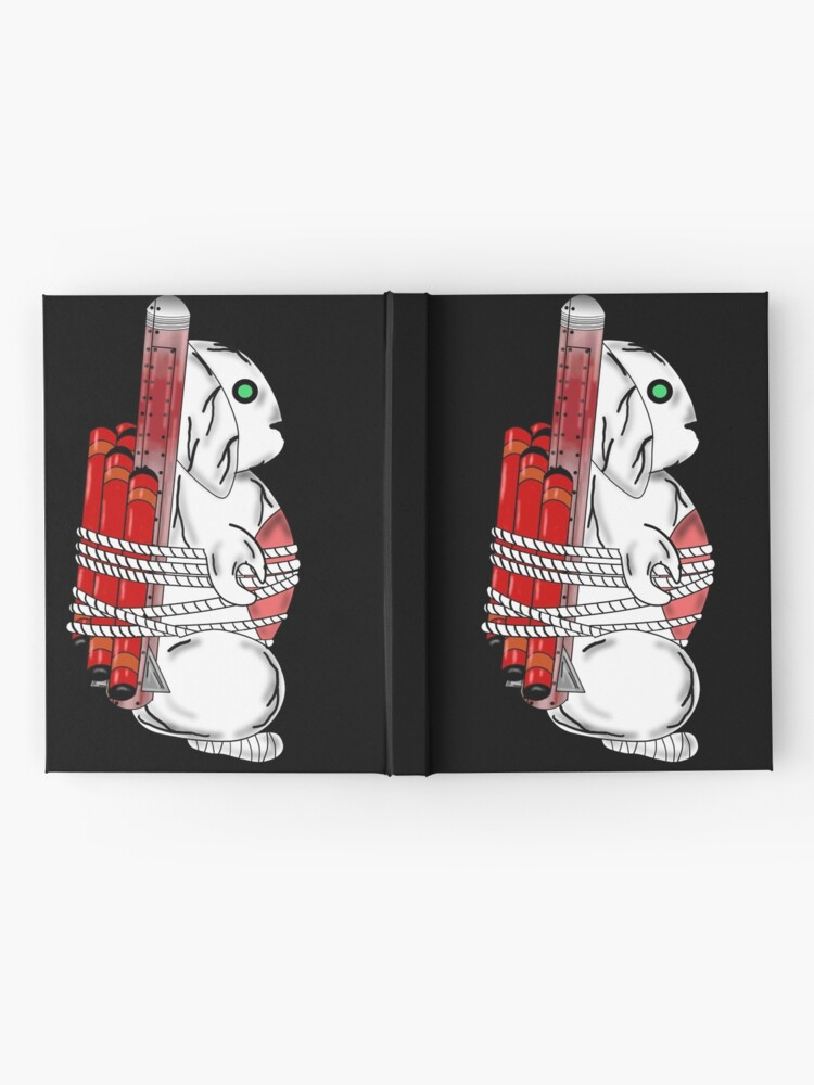 Alternate view of Tiny Tina Bunny Soldier Hardcover Journal