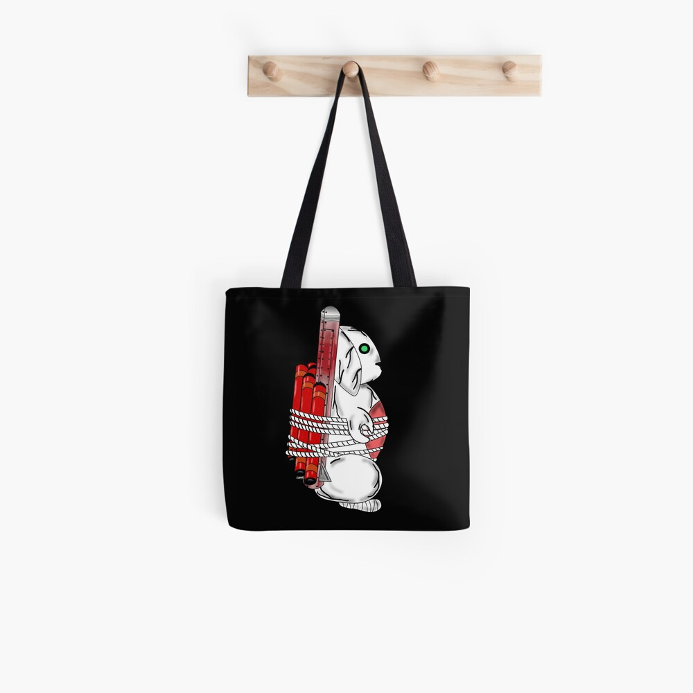 Tiny Tina Bunny Soldier Tote Bag