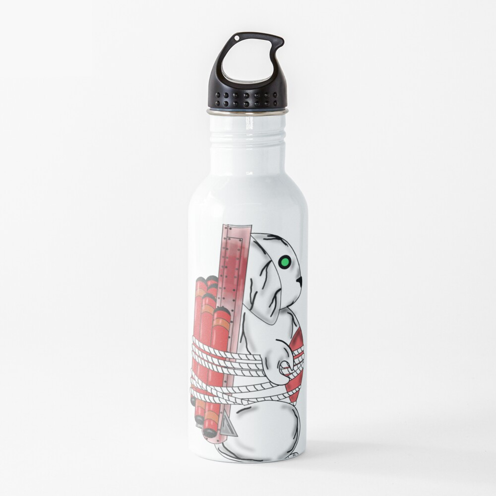 Tiny Tina Bunny Soldier Water Bottle