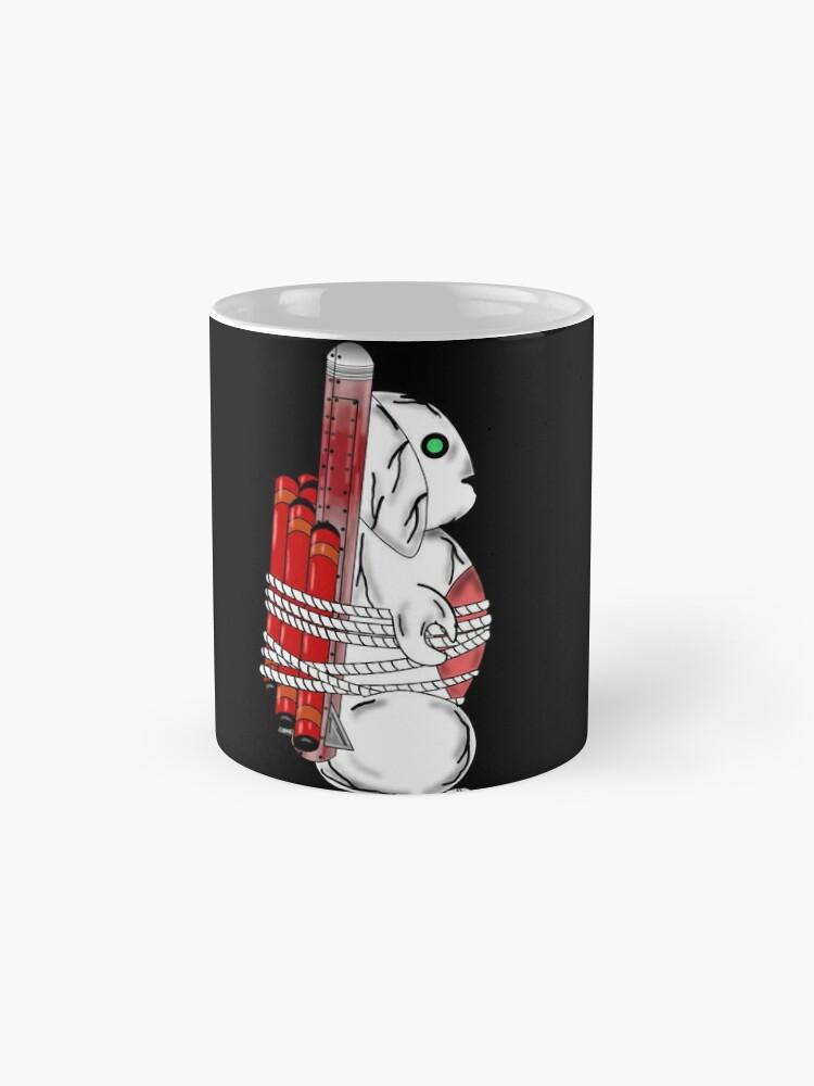 Alternate view of Tiny Tina Bunny Soldier Mug