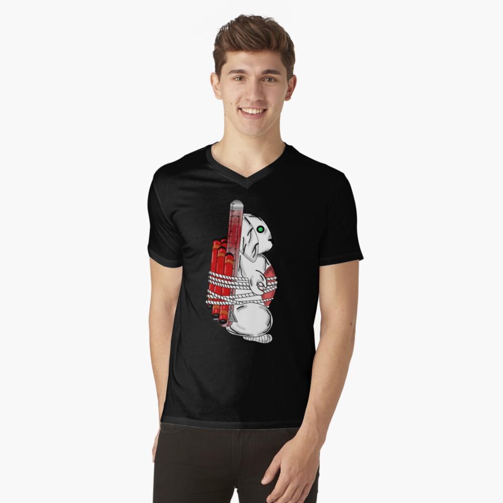 Tiny Tina Bunny Soldier V-Neck T-Shirt