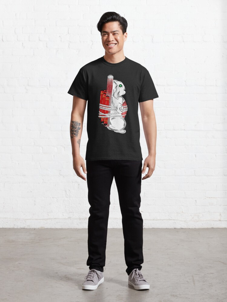 Alternate view of Tiny Tina Bunny Soldier Classic T-Shirt
