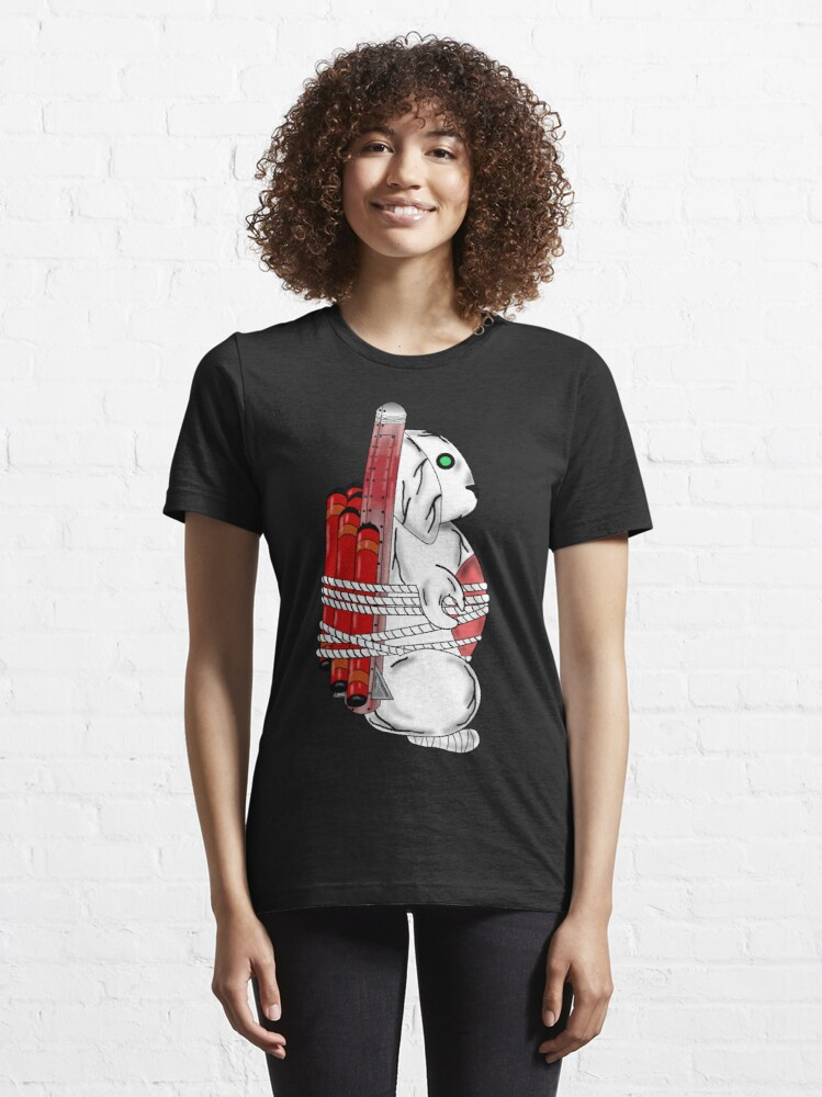 Alternate view of Tiny Tina Bunny Soldier Essential T-Shirt