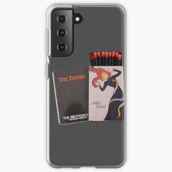 Jane Avril Matchbox Samsung Galaxy Soft Case
