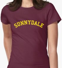 Sunnydale High School - Buffy Women's Fitted T-Shirt