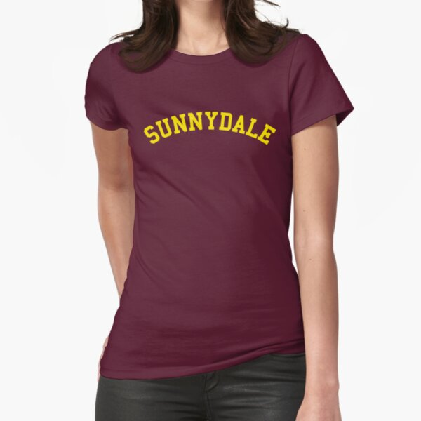 Sunnydale High School - Buffy Fitted T-Shirt