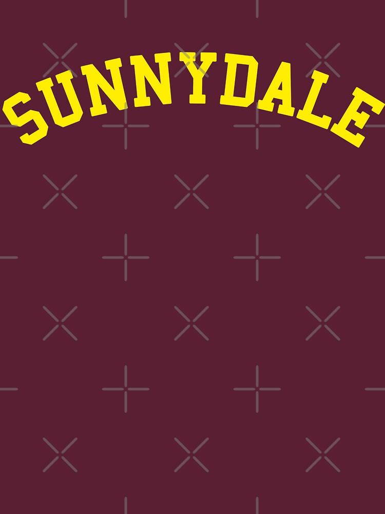 Sunnydale High School - Buffy by Chairboy