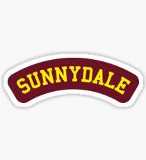 Pegatina Sunnydale High School - Buffy