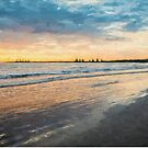 Sunrise at Port Fairy   (EH1rw) by Ray Warren