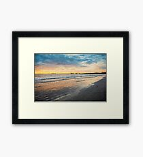 Sunrise at Port Fairy   (EH1rw) Framed Print