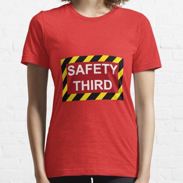 Safety Third Essential T-Shirt