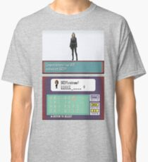 Skye Evolved Into Daisy! - Double Screen Version Classic T-Shirt