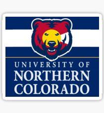 University of Northern Colorado / Colorado Flag Sticker