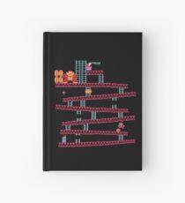 Donkey Kong Hardcover Journal