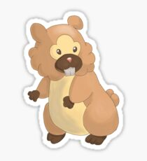 Bidoof Sticker