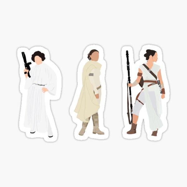 Powerful Women Sticker
