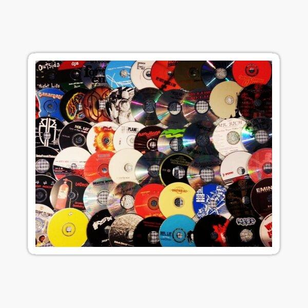 Hip-Hop catalog Sticker