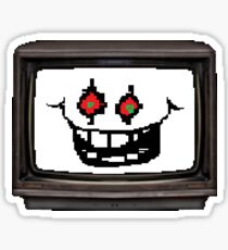 Flowey tv Sticker