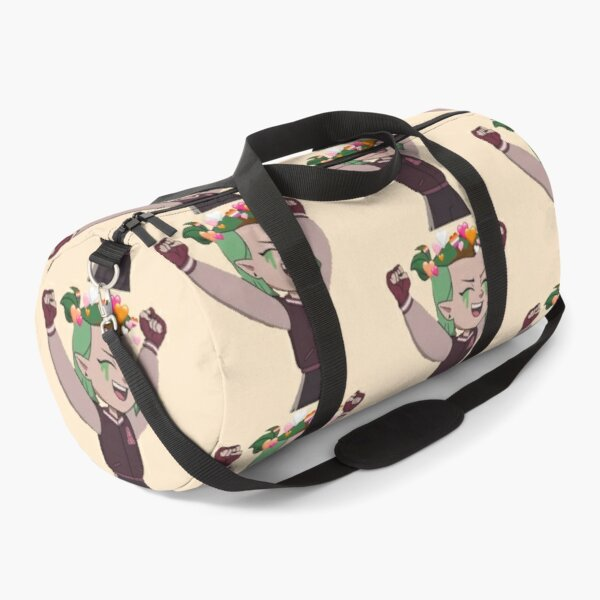 amity blight grudgby the owl house with hearts Duffle Bag