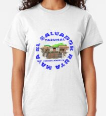 Tazumal El Salvador Ruta Maya Classic T-Shirt