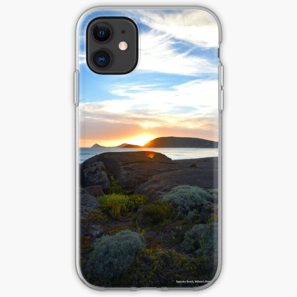 Squeaky Beach, Wilsons Promontory iPhone Soft Case