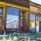 Days Gone By in Leadville Colorado  by clizzio
