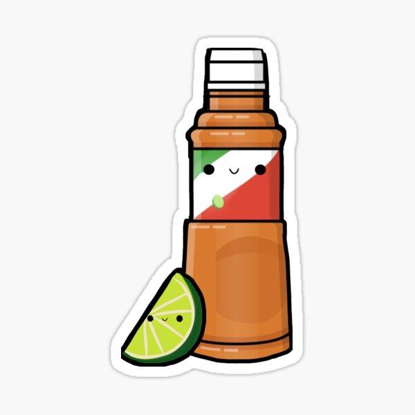 Spice & Lime  Sticker