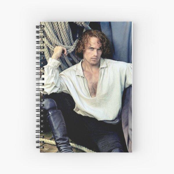 Sam Heughan Cuaderno de espiral
