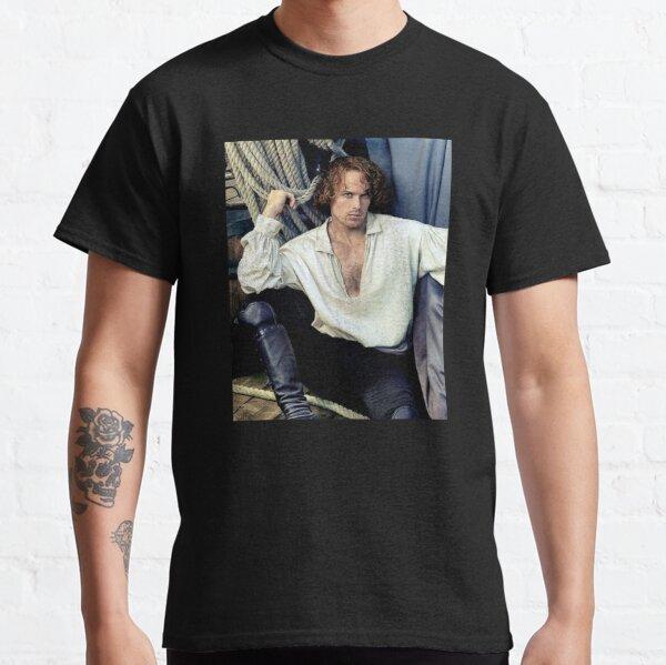 Sam Heughan Camiseta clásica