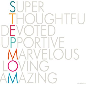 Superlative Stepmom by stepmomgifts